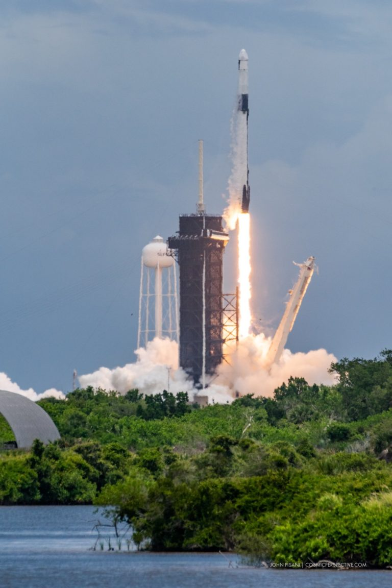 SpaceX Falcon 9 launches CRS-22